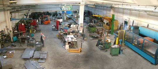 carpenteria, carpenteria metaltre, produzione carpenteria